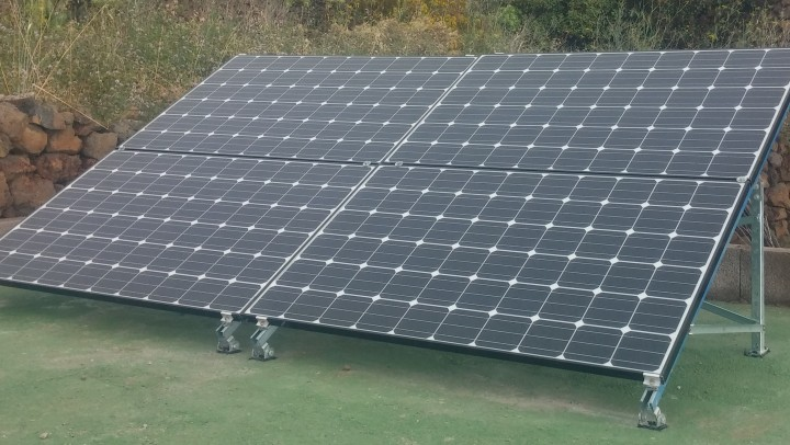 Energía Solar para Fincas